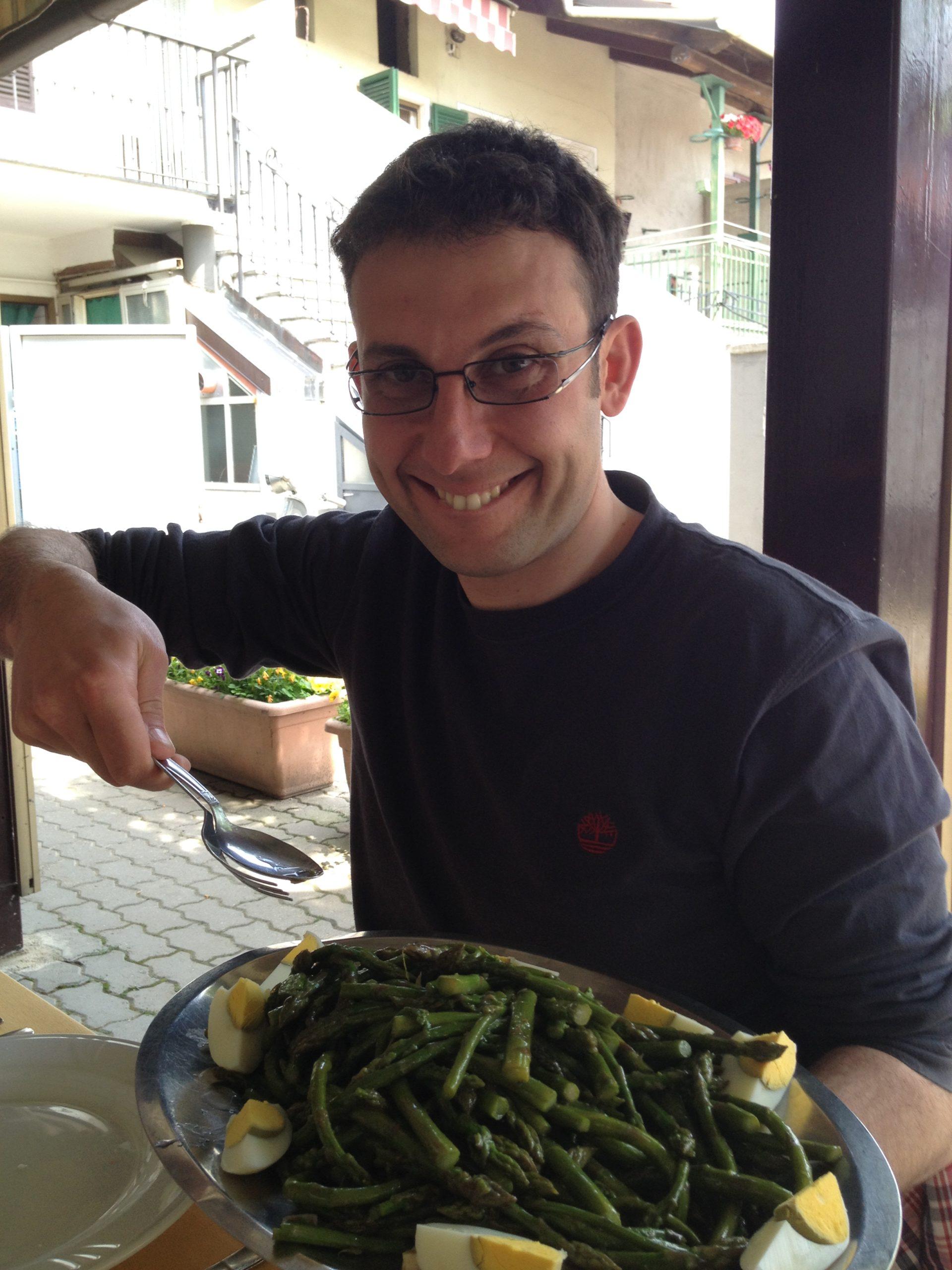 Una delle mie più grandi passioni: gli asparagi