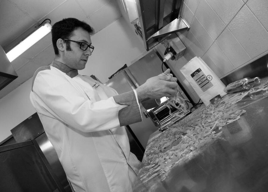 Uova, farina e olio di gomito: la pasta fresca