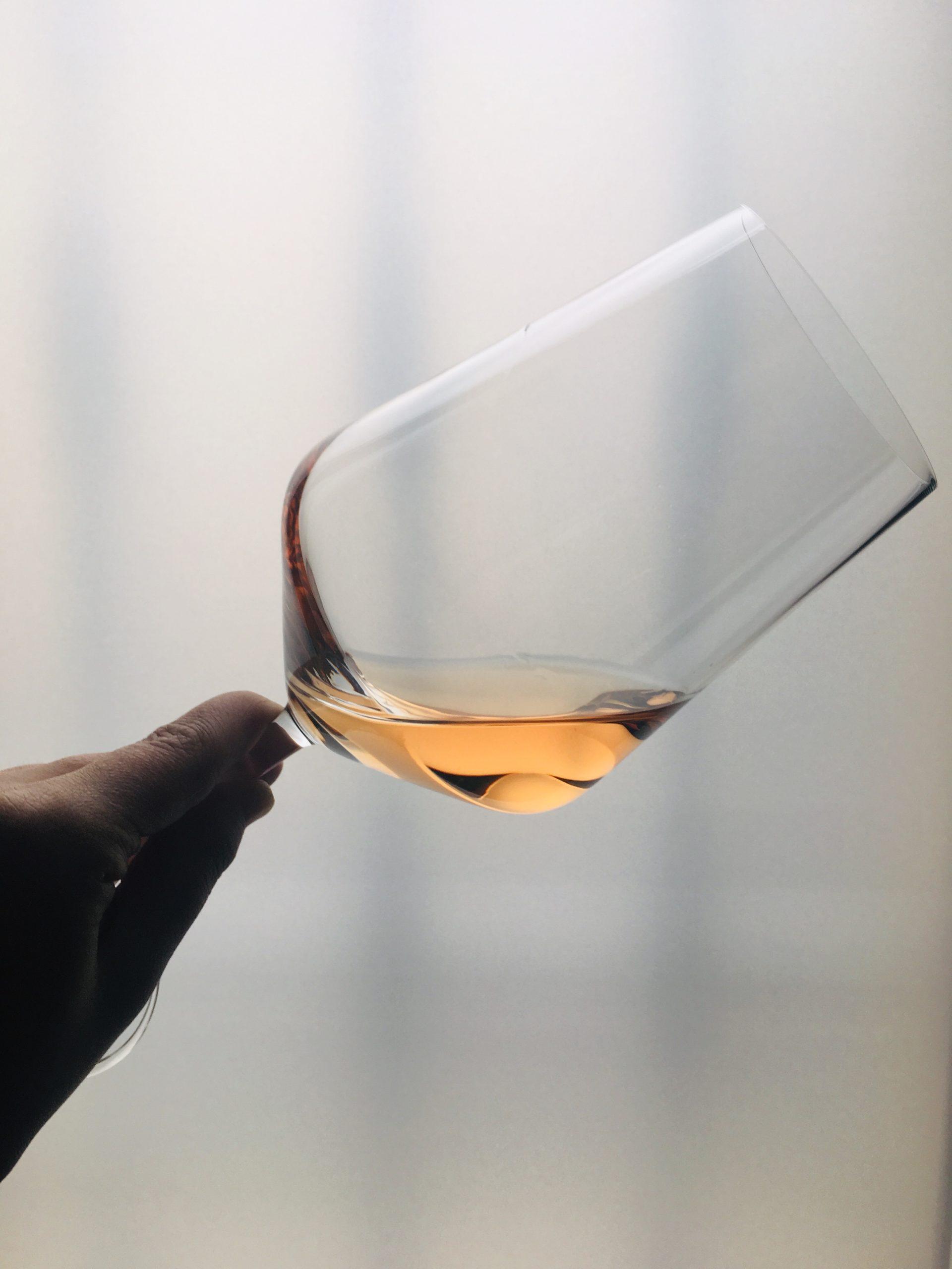 In un calice di vino