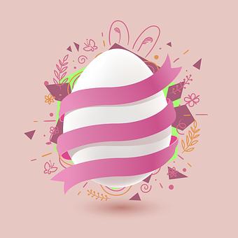 I dolci pasquali: Uovo di Pasqua e Colomba
